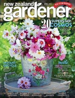 NZ Gardener (NZ) - 12 Month Subscription