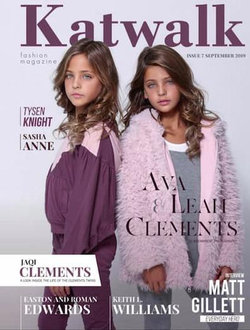 Katwalk Kids Fashion Magazine - 12 Month Subscription