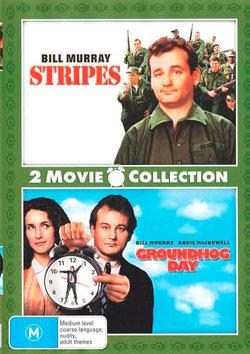 Stripes / Groundhog Day (OMG! 2 Movies)