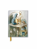 British Library Tenniel: Alice (Foiled Pocket Journal)