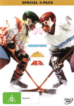 Champions / D2: The Mighty Ducks / D3: The Mighty Ducks