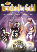 Nba-Los Angeles Lakers 1971-72 Touched By Gold
