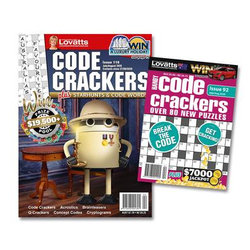 Lovatts Code Crackers Bundle - 12 Month Subscription
