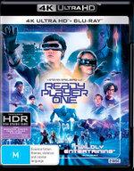 Ready Player One (4K UHD/Blu-ray)