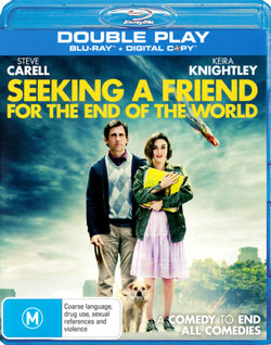 Seeking a Friend For the End of the World (Blu-ray/Digital Copy) (2 Discs)