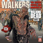 Walkers: the Eaters, Biters, and Roamers of Amc(R) the Walking Dead , the 2020 Square Wall Calendar