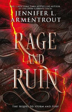 The Harbinger Series : Rage and Ruin
