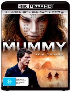The Mummy (2017) (4K UHD / Blu-ray / UV)