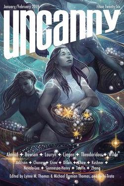 Uncanny Magazine Issue 26