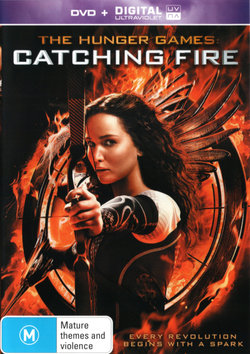 The Hunger Games: Catching Fire (DVD/UV)