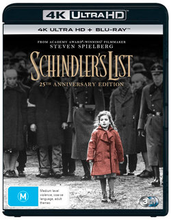 Schindler's List (25th Anniversary Edition)
