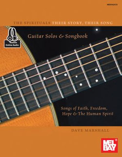 The Spirituals Guitar Solos and Songbook