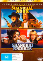 Shanghai Noon / Shanghai Knights (Collector's 2-Pack)