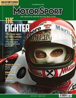Motor Sport (UK) - 12 Month Subscription