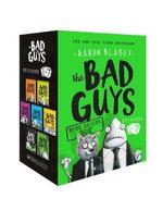 The Bad Guys Episodes 1–7: Even Badder Box