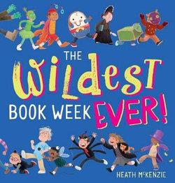 The Wildest Book Week Ever