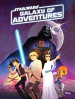 Galaxy of Adventures Chapter Book