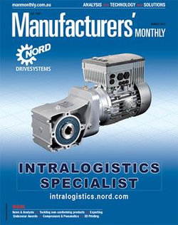 Manufacturers' Monthly - 12 Month Subscription