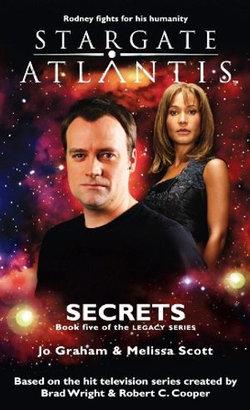 Stargate SGA-20: Secrets