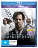 Transcendence (Blu-ray/UV)