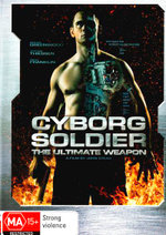 Cyborg Soldier: The Ultimate Weapon