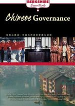 Governance and Politics in China