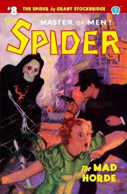 The Spider #8
