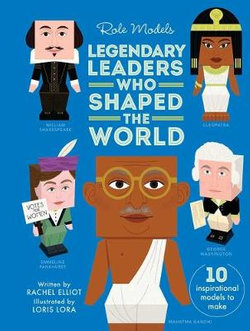 (CLUB-ONLY) Legendary Leaders Who Shaped the World