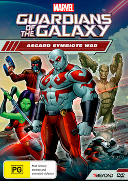 Guardians of the Galaxy (2015): Asgard Symbiote War
