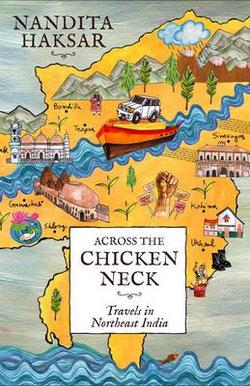 Across the Chicken Neck