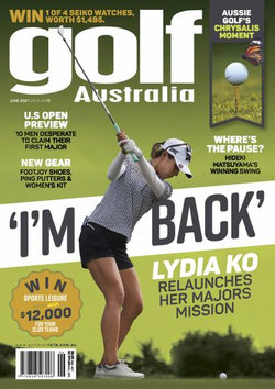 Golf Australia - 12 Month Subscription
