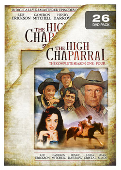 The High Chaparral: The Complete Collection (Seasons 1 - 4)