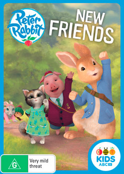 Peter Rabbit: New Friends