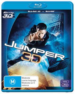 Jumper 3D (3D Blu-ray/Blu-ray)