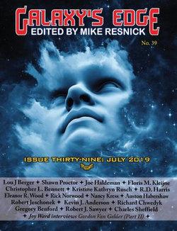 Galaxy's Edge Magazine: Issue 39, July 2019