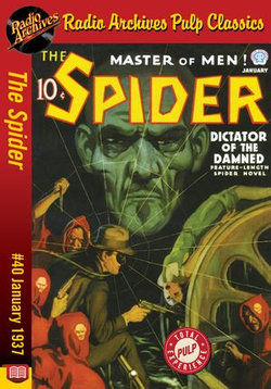 The Spider eBook #40