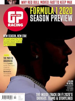 GP Racing - 12 Month Subscription