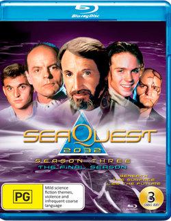 Seaquest 2032: Season 3