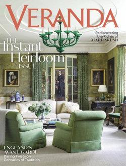 Veranda (USA) - 12 Month Subscription