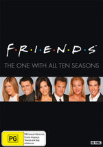 Friends: The One With All Ten Seasons