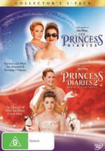 The Princess Diaries / The Princess Diaries 2