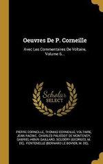 Oeuvres De P. Corneille