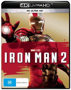 Iron Man 2 (4K UHD)