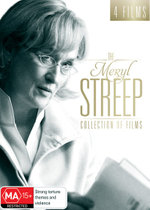 The Meryl Streep Collection of Films (August: Osage County / Hope Springs / Prime / Rendition)