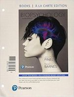 Mypsychlab with Pearson Etext -- Access Card -- For Biopsychology