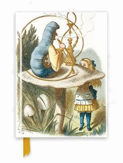 British Library Tenniel: Alice