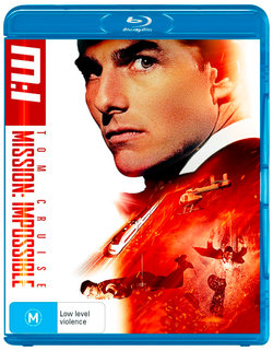M:I (Mission: Impossible) (BONUS Iron On Transfers)