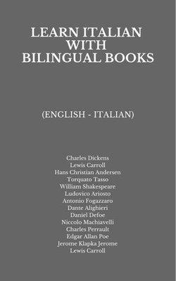 Learn Italian with Bilingual Books