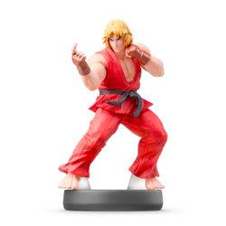 Nintendo amiibo Ken (Super Smash Bros Collection)