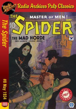 The Spider eBook #8